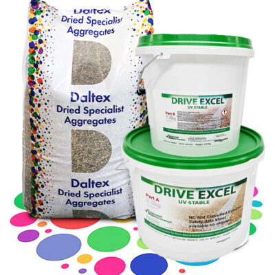 daltex with Resin Tubs